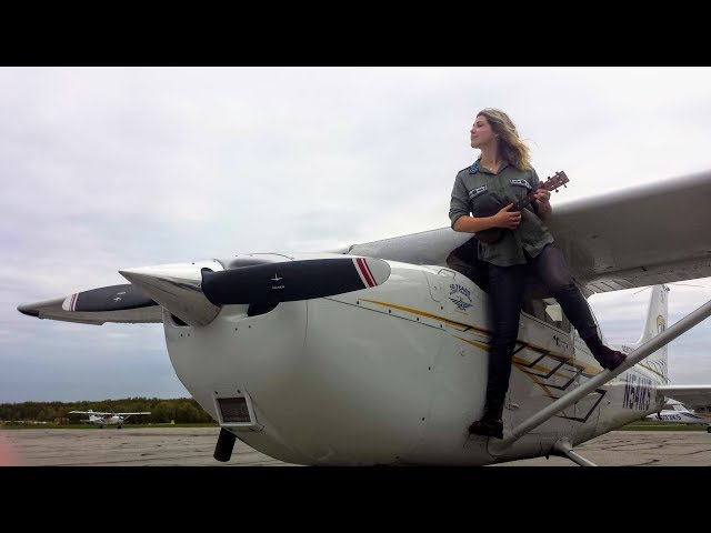 One-Way Signs - Ariel McCleary (feat. an AIRPLANE!)