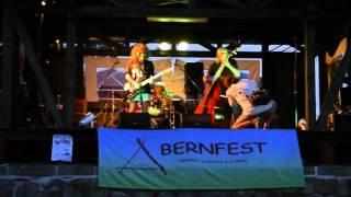 ZaBéKá Blues - Někdy přijde blues, Bernfest 08.08.2015