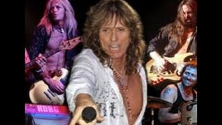 DAVID COVERDALE-BLINDMAN-SOLDIER OF FORTUNE-GLASGOW 2003-LIVE-RARE!