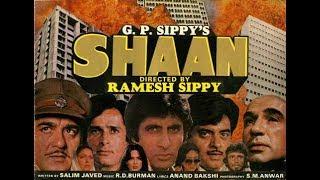 Shaan Best Action Scenes :Amitabh Bachhan Sashee Kappor &Satrughn Sinha:BIg Hindi Movies width=