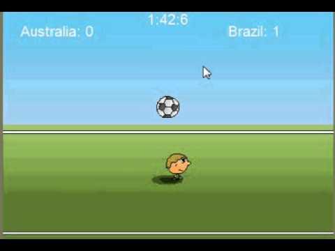 Koca Kafa Futbol Oyunları