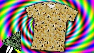 Doge Shirt Unboxing (Mairou = Illuminati Confirmed?)
