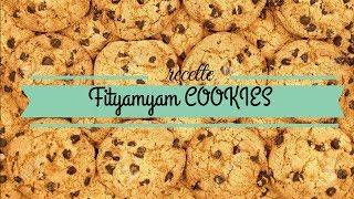 yamina niya : cookies fit 🍪🍪🥛🍪🍪