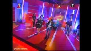 """Vanessa Silva & David Antunes & the midnight band - Não Te Quero Mais (""""Parabéns TVI"""")"""