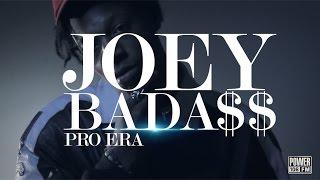 Joey Bada$$ Breaks Down Verse From 'Paper Trails'
