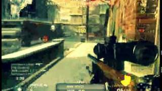 Creed - Bullet #8 call of duty blackops music video montage