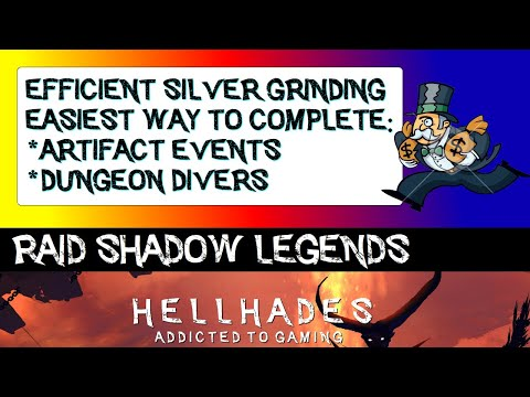 RAID SHADOW LEGENDS | SILVER TUTORIAL & ARTIFACT EVENT TIPS