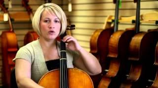 How to Practice Cello Vibrato : Cello Lessons