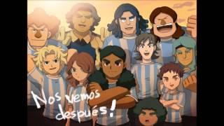 """Inazuma Eleven: Banda Sonora """"Champions"""""""