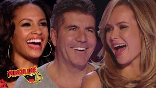 5 FUNNIEST IMPRESSIONIST Auditions On Britain's Got Talent