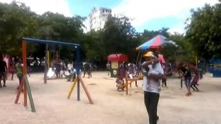 ¿Regueton para niños?: Esta es la música que ponen a los niños en Parque La Maestranza