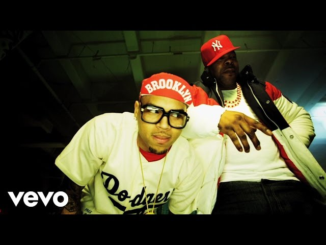 Video oficial de Look At Me Now de Chris Brown feat Lil Wayne, Busta Rhymes