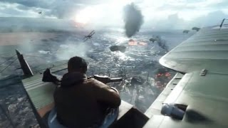 Battlefield 1 Trailer (For Whom The Bell Tolls)