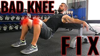 Top 6 Lower Body Exercises for BAD Knees width=