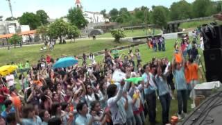 Erguei as Mãos - Padre Marcelo Rossi - Banda São Sebastião - Lamego