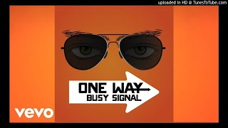 Busy Signal One Way (Dj Storm Intro Refix)