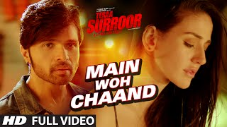 MAIN WOH CHAAND Full Video Song | TERAA SURROOR | Himesh Reshammiya, Farah Karimaee | T-Series width=