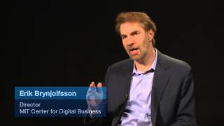 Brynjolfsson and McAfee: Brains alter baselines
