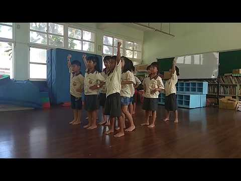 舞蹈練習1