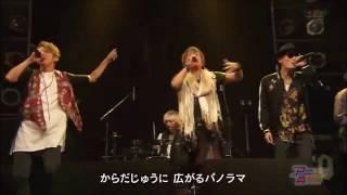 FLOW & Hironobu Kageyama - CHA-LA HEAD-CHA-LA (Live)