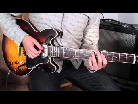 Tom Petty Breakdown Guitar Lesson How To Play The Intro Licks