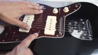 Remove Plastic From Pick Guard Hack