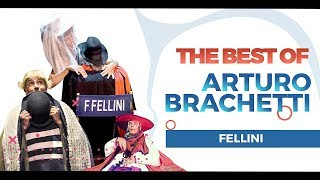 The Best Of Arturo Brachetti - Fellini (quick change performance, 2006)