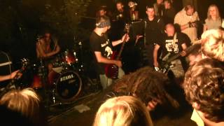 HUMAN ERROR - Sin doesn't fly away!/Protozoan life [live @ Burn the Scene for Fun Summer]