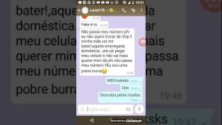 Thomas costa divulgou número dá Larissa Manoela pq ela não aceitou seu pedido de namoro???,Fake fala