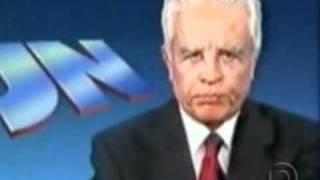 O Direito de Resposta de Brizola   Cid Moreira no JN
