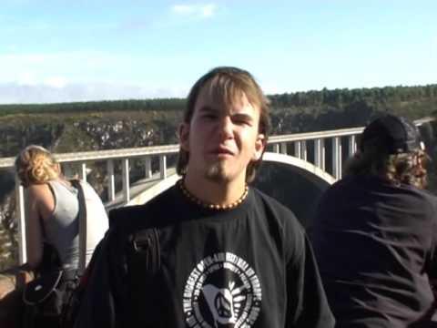 Bungee na moście Bloukrans – zapowiedź