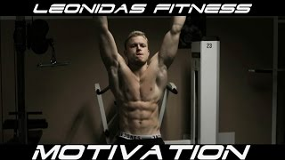Leonidas Fitness Motivation - be the BEST