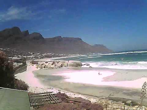 Timelapse Video – Glen Beach & Camps Bay – 17/01/2011