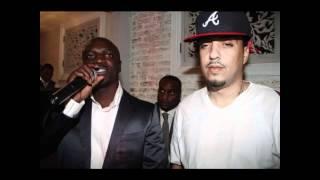 Akon ft. French Montana & Chinx Drugz & Kevin Gates - Burnin (NoShout) (2012) [MostWantedRnbTrackz]