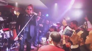 Disculpame Toño Rosario Live