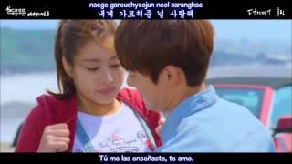 Hyolyn - Come a Little Closer (Sub Español - Hangul - Roma) [Warm and Cozy OST]