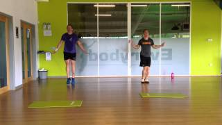 Tabata Songs: Double Unders and Burpees: CrossFit Tabata