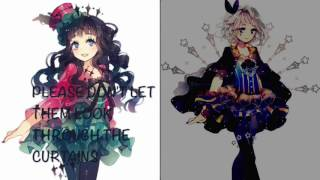 Nightcore - Castle/Dollhouse (Mashup)