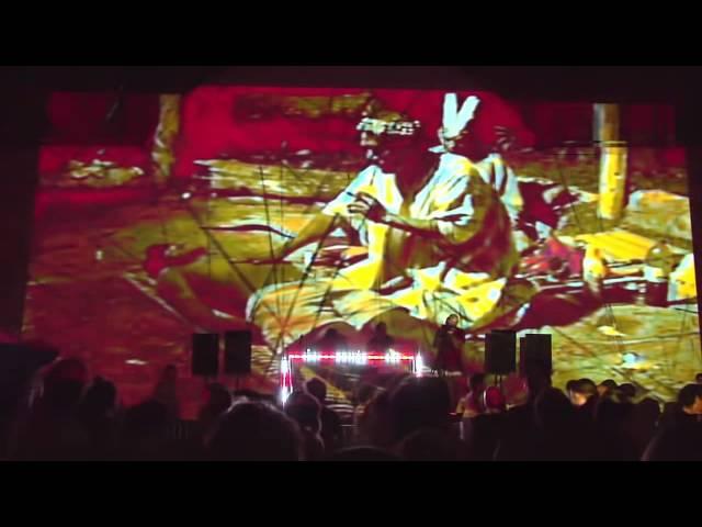 Vídeo de El Timbe en directo junto con IB74.