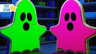 Dolly and Friends 3D | Knock Knock, Trick Or Treat, Halloween Mystery Wheel Challenge #216