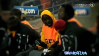 5.Blumentopf RAPortage WM 2010 Ghana - Deutschland (Teil 5) (HD)