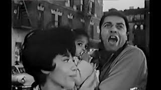 East Side/ West Side (1963) - w/ James Earl Jones & Cicely Tyson