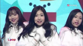 Simply K-Pop _ April(에이프릴) _ Snow Man _ Ep.195 _ 122515