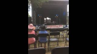 The Dolphins Cry, live at Brockville Ribfest 2016