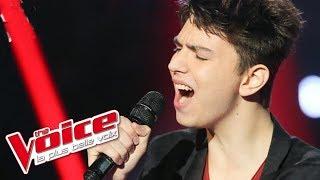 The Voice 2016 | Antoine - Heroes (David Bowie) | Epreuve ultime