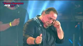Βασίλης Καρράς~Κλαίει Από Τη Λατρεία Του Κόσμου Θέατρο Πέτρας 2017