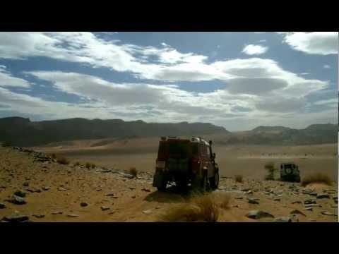 MARRUECOS RANGE ROVER SPORT Duna Naranja (Marruecos/Argelia) – CLRTTE –