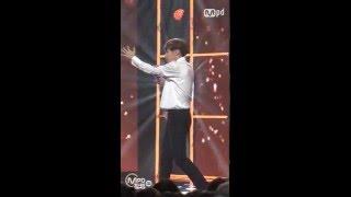 [MPD직캠] 방탄소년단 제이홉 직캠 Butterfly BTS J-Hope Fancam @엠카운트다운_160512