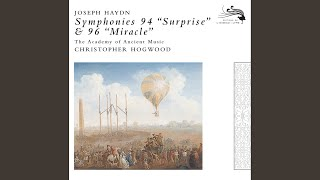 "Haydn: Symphony No.94 in G Major, Hob.I:94 - ""Surprise"" - 4. Finale (Allegro di molto)"
