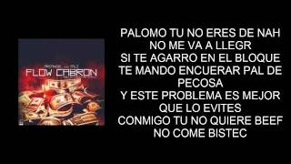 ARCANGEL FT TAIL FLOW CABRON LYRICS